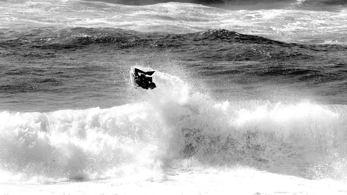 Tristan Roberts. Praia Grande, Sintra. ©Bruno Norberto