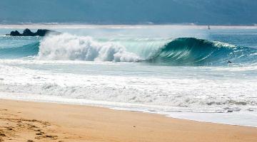 Lightbox - Praia do Norte