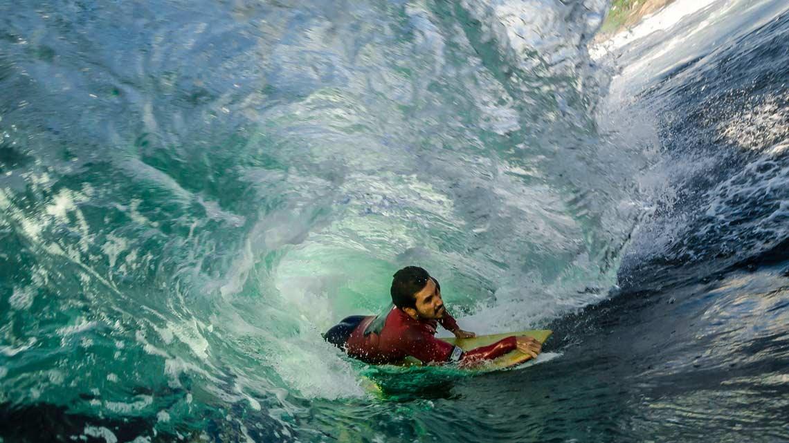Barata Surf Cam