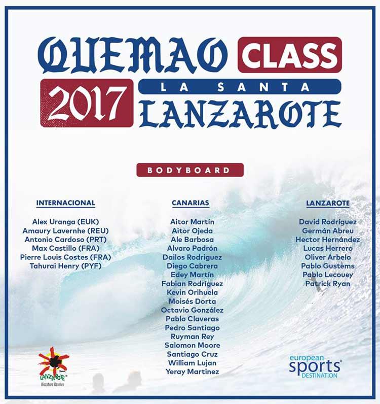 QuemaClass1